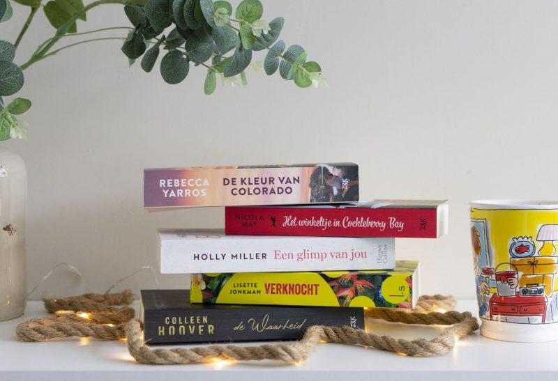 Boeken | 5 boeken om cadeau te geven tijdens de feestdagen