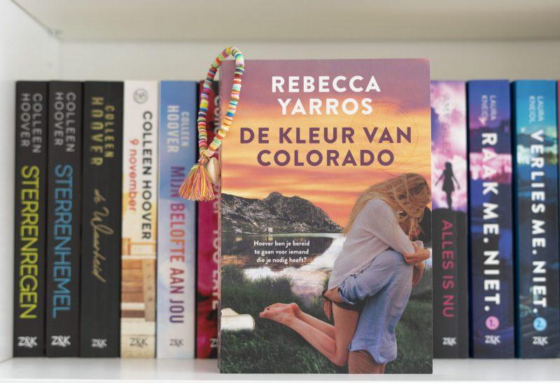 Recensie | De kleur van Colorado – Rebecca Yarros