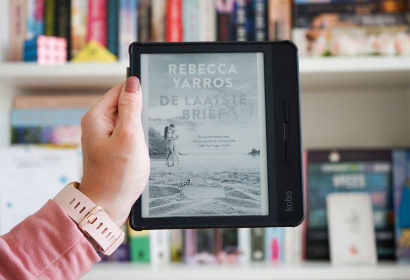 Boeken | Recensie: De laatste brief – Rebecca Yarros