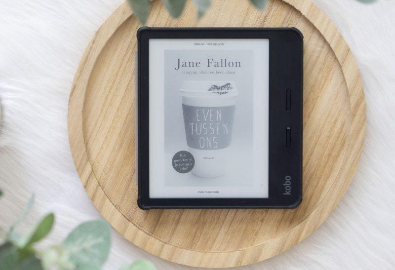 Recensie | Even tussen ons – Jane Fallon