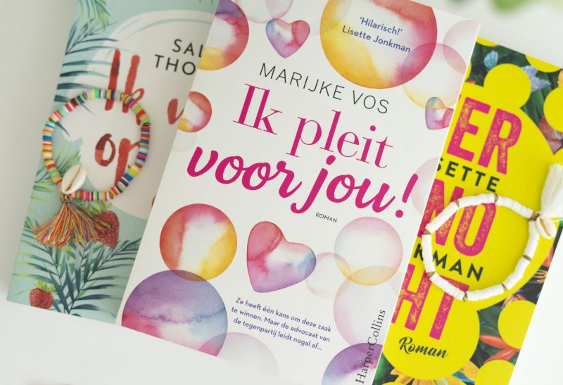 Boeken | Recensie: Ik pleit voor jou – Marijke Vos