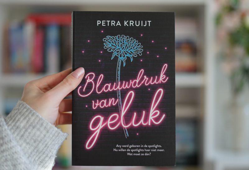 Recensie | Blauwdruk van Geluk – Petra Kruijt