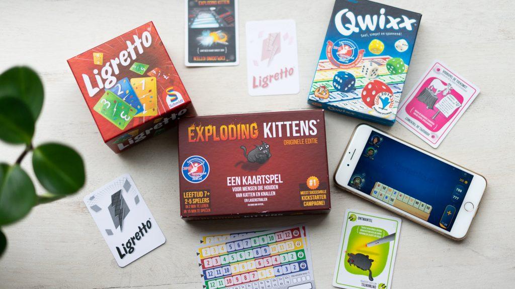 favoriete spelletjes
