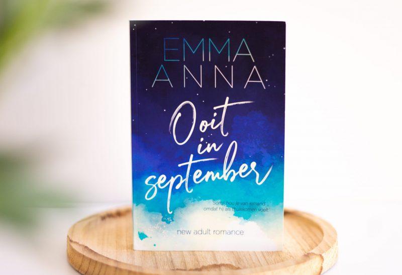 Recensie: Ooit in September – Emma Anna