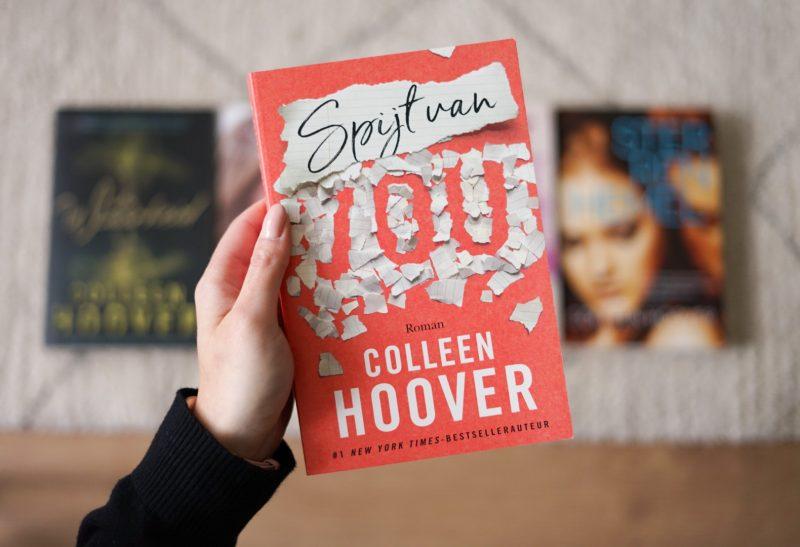 Recensie: Spijt van jou – Colleen Hoover