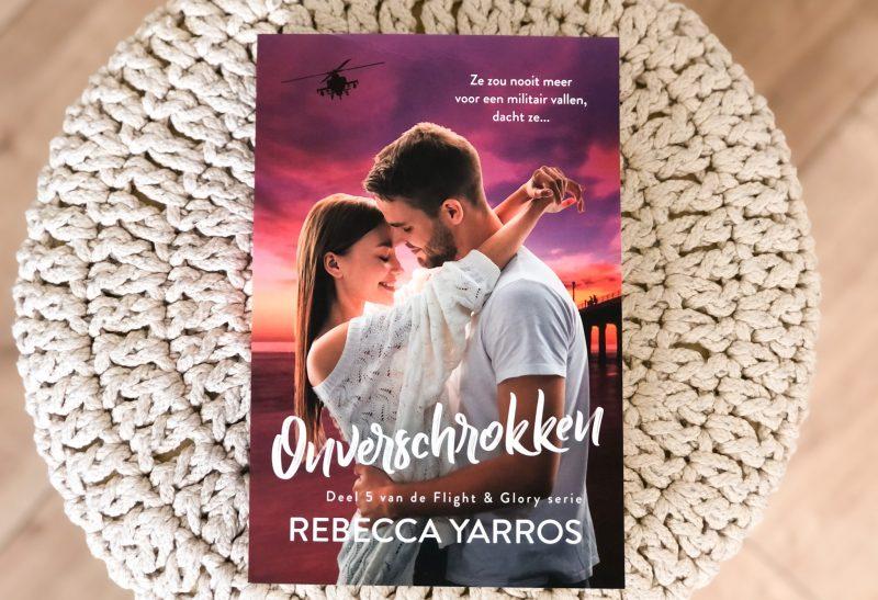 Recensie   Onverschrokken – Rebecca Yarros