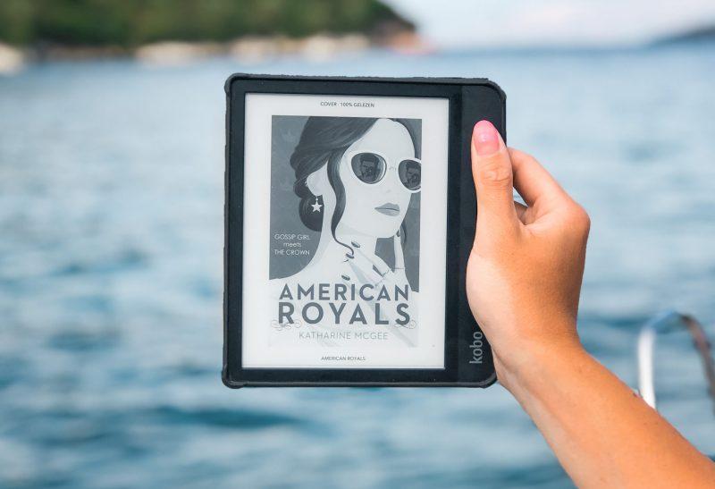 Recensie: American Royals – Katharine McGee
